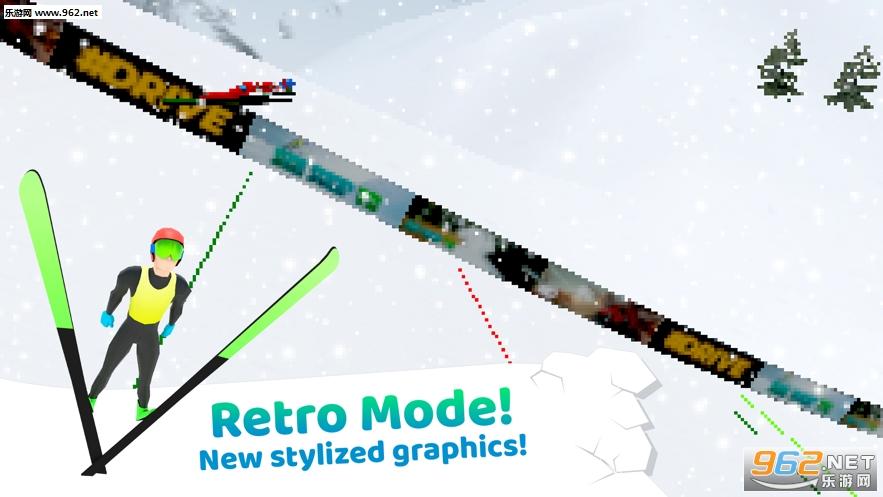 Ski Jump 18安卓版v2019.4.1_截图3