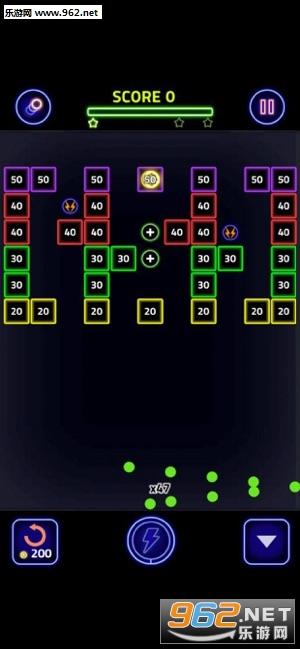 碎砖机发光红包版v1.0_截图0