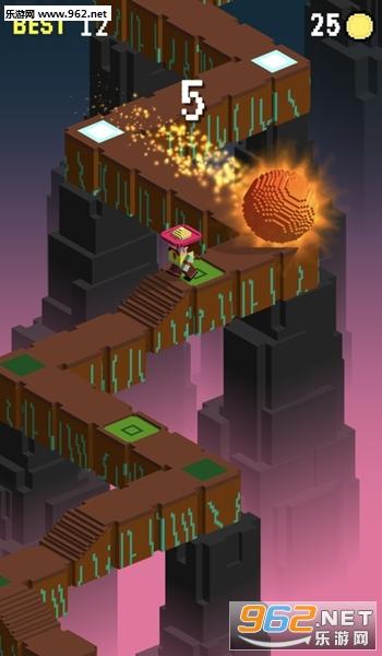 丛林逃亡者游戏v1.0_截图0