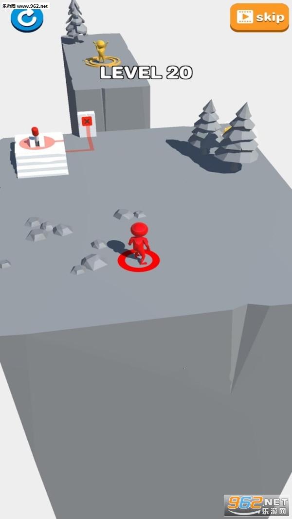 人类闯关大作战游戏手机版v1.0_截图1
