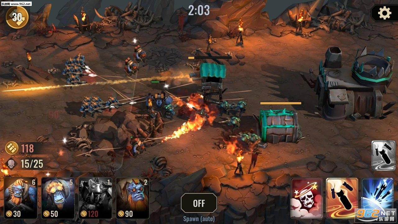 战争崇拜游戏最新版v0.8_截图3