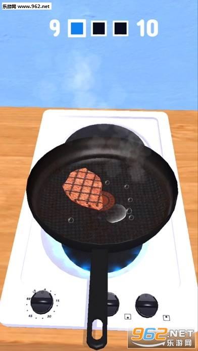 休闲烹饪游戏_截图1