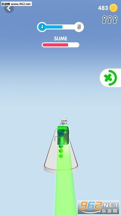 躲避超级粘液游戏v1.3_截图2