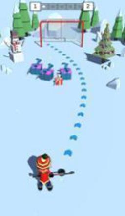 滑雪世界手游v0.1截图0