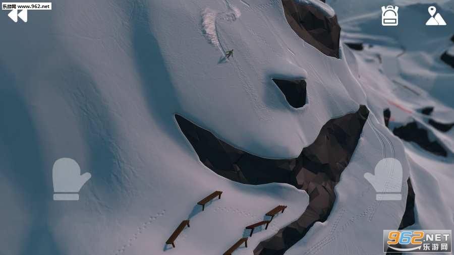 高山冒险滑雪游戏中文版v0.3490_截图0