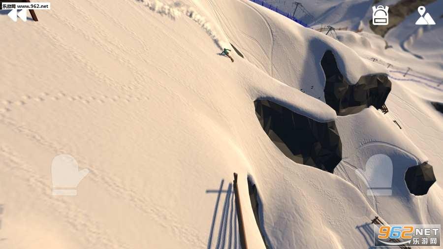 高山冒险滑雪游戏中文版v0.3490_截图2