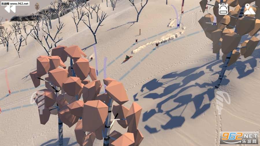 高山冒险滑雪游戏中文版v0.3490_截图3
