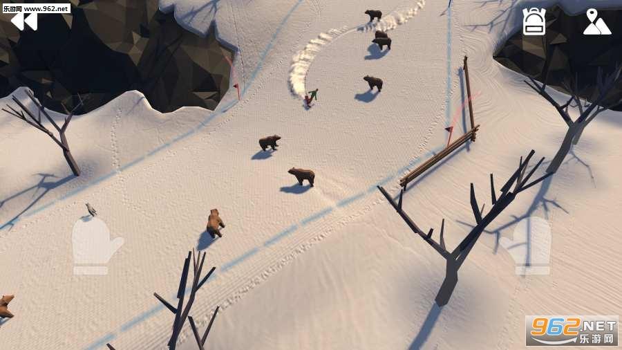 高山冒险滑雪游戏中文版v0.3490_截图4