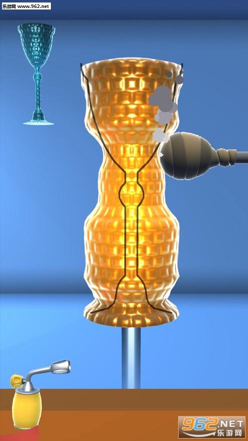 Glass Blowing 3D游戏v1.0_截图1