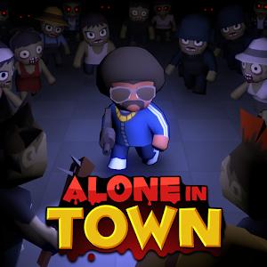 孤独之城僵尸射击游戏