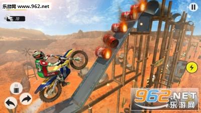 沙漠自行�特技大��2020最新版v2.8 安卓版_截�D1