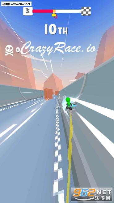 CrazyRace.io游戏