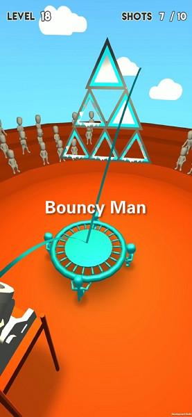 Bouncy Man官方版