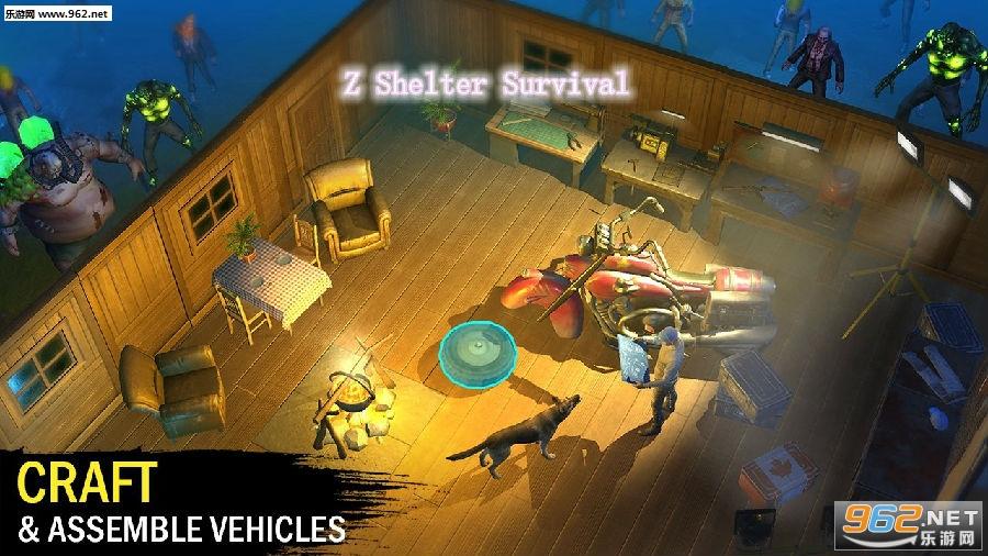 Z Shelter Survival中文最新破解版
