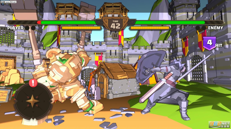 幻想战士国王格斗最新破解版v1.1.7截图0