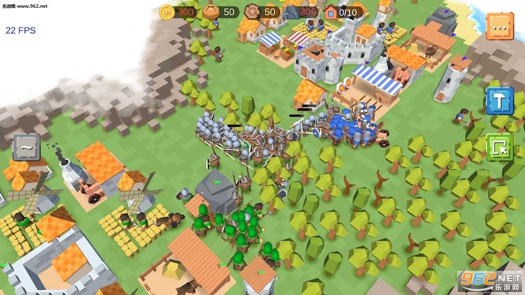 中世纪RTS游戏破解版v1.0截图0