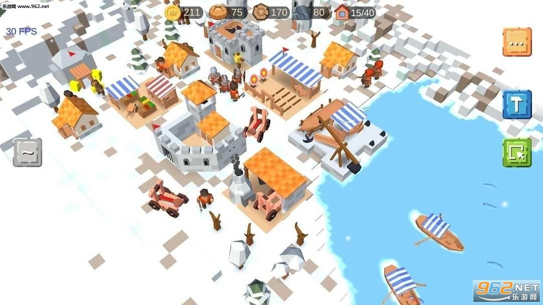 中世纪RTS游戏破解版v1.0截图2