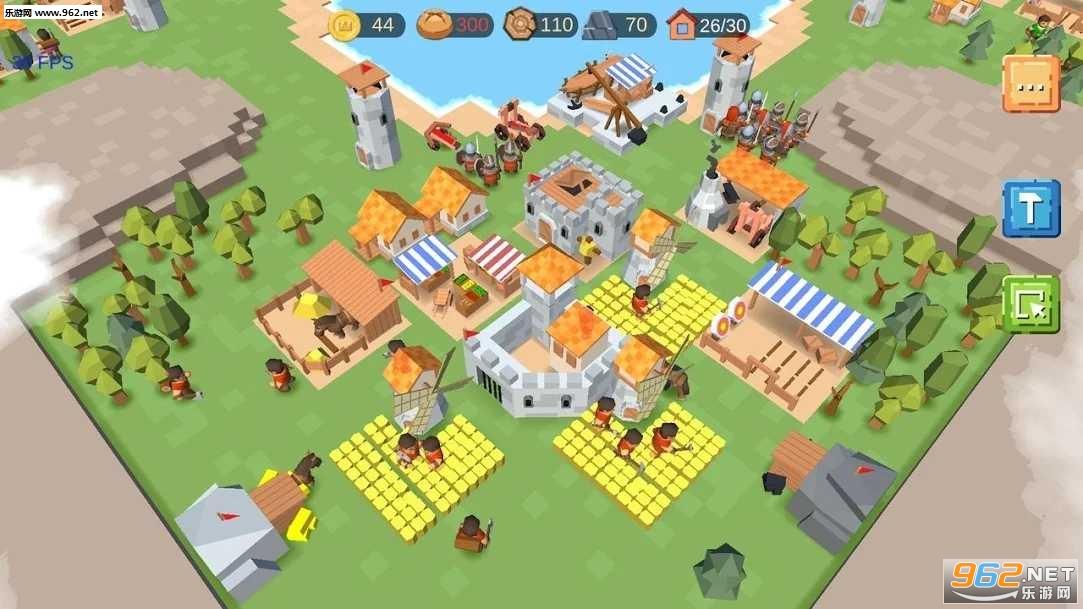 中世纪RTS游戏破解版v1.0截图1