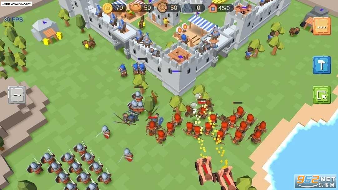 中世纪RTS游戏破解版v1.0截图3