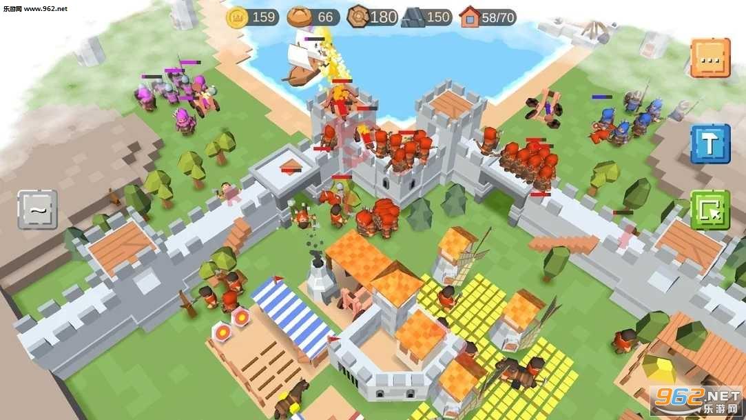 中世纪RTS游戏破解版v1.0截图4