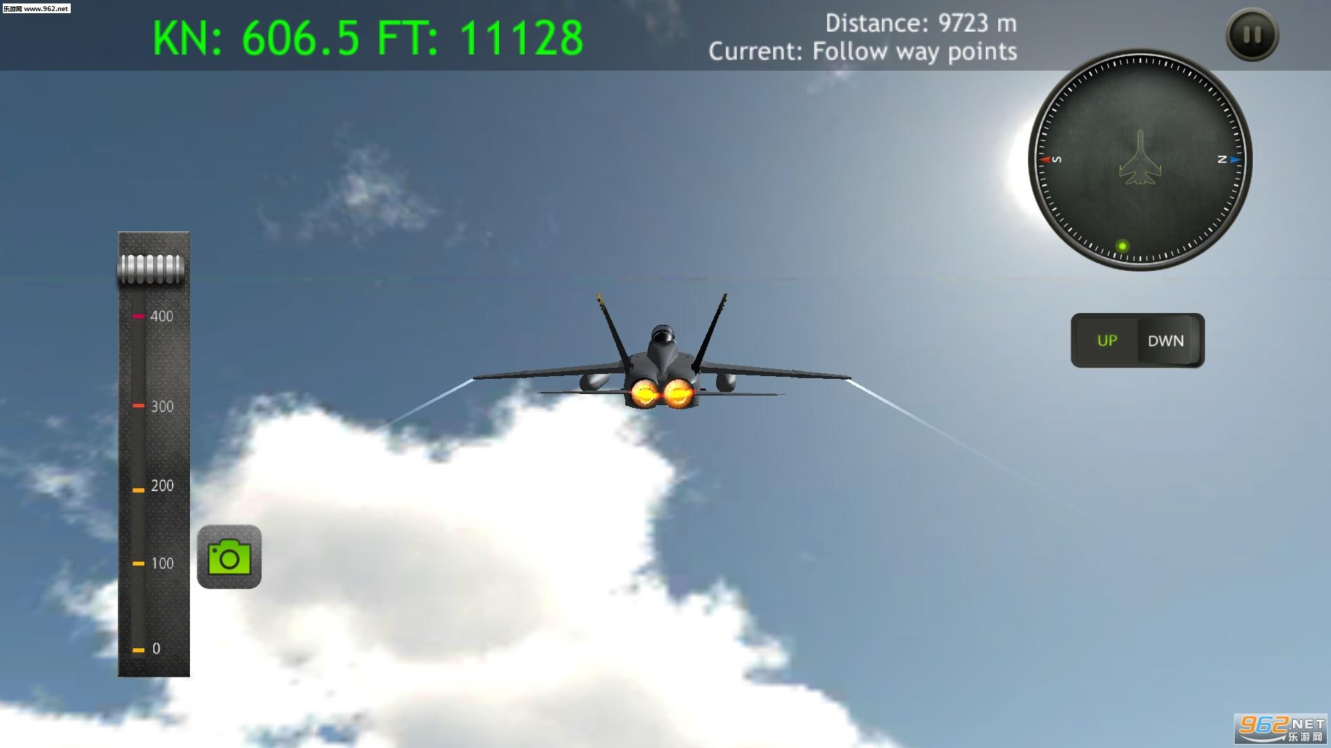 f18飞行模拟器手机版v1.0截图0