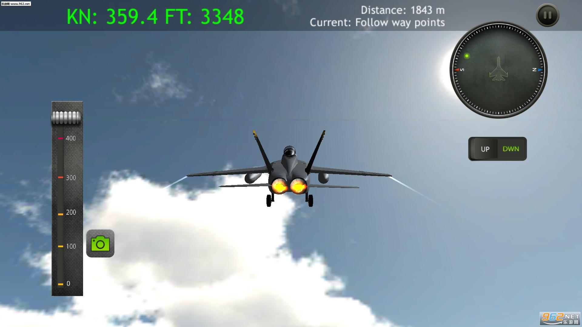 f18飞行模拟器手机版v1.0截图1