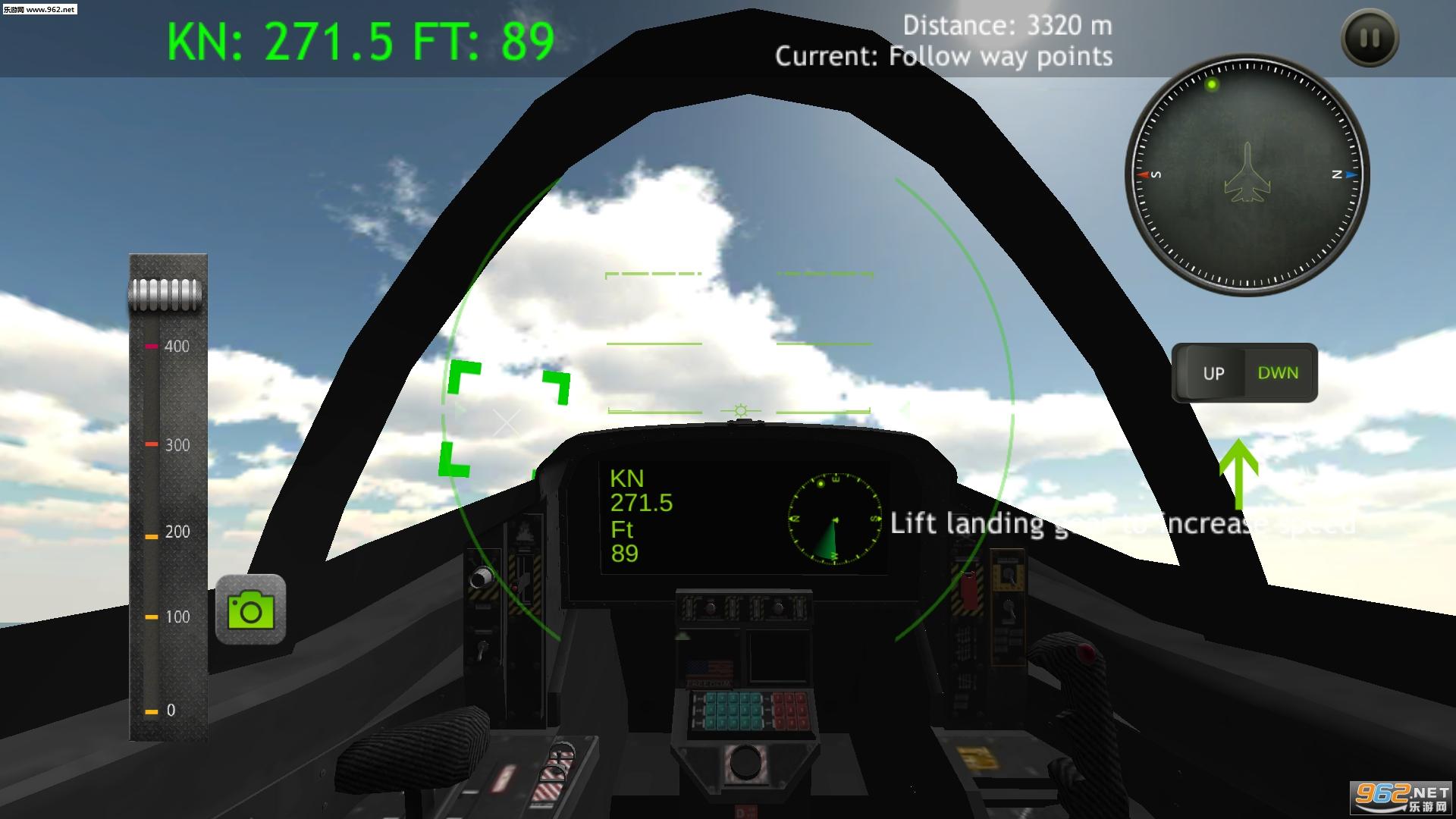 f18飞行模拟器手机版v1.0截图2
