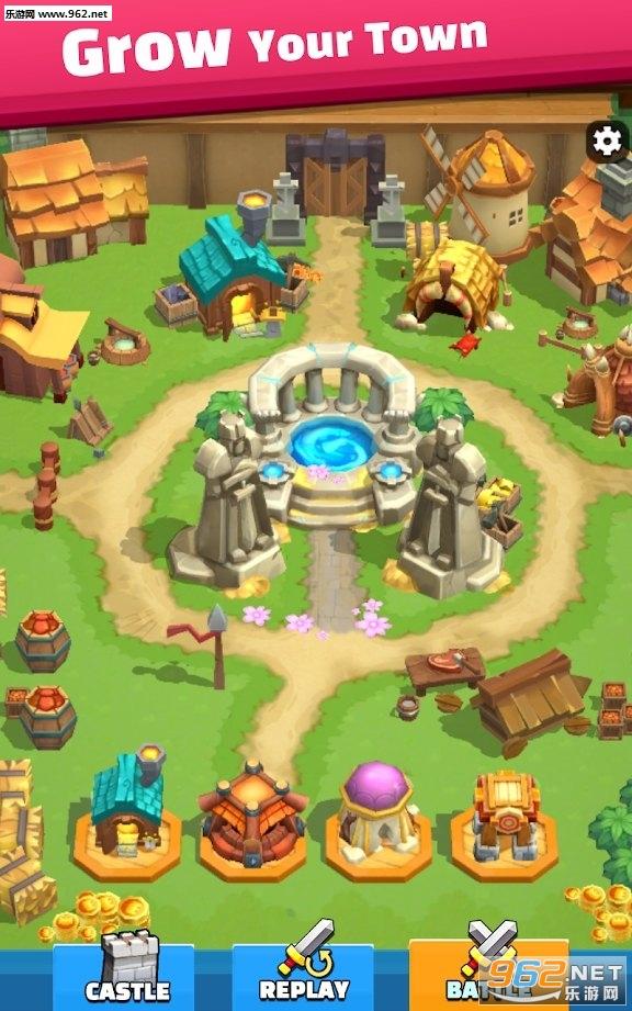荒野城堡最新版v0.0.46_截图4