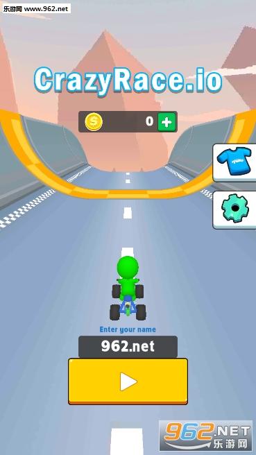 CrazyRace.io游戏v1.0.0截图0