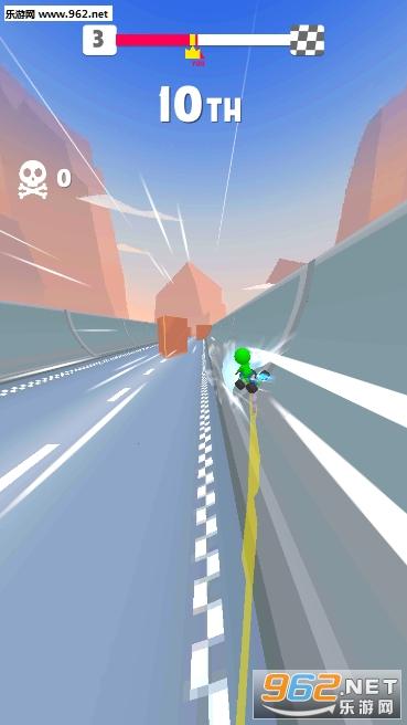 CrazyRace.io游戏v1.0.0截图3