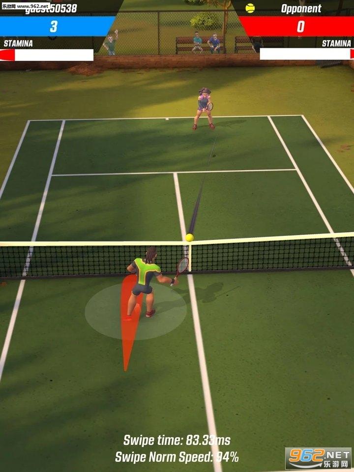 网球冲突最新版本v1.20.2截图1