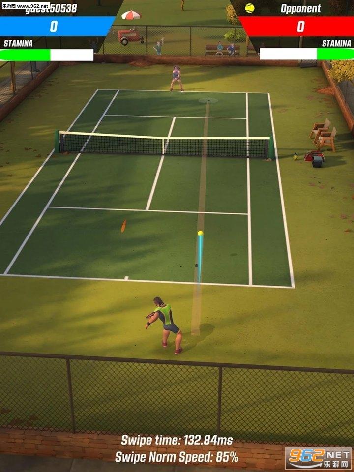 网球冲突最新版本v1.20.2截图3