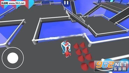 磁铁机器人3d游戏v1.01截图1