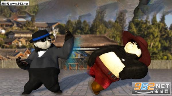 功夫熊猫模拟器中文破解版v1.0截图1