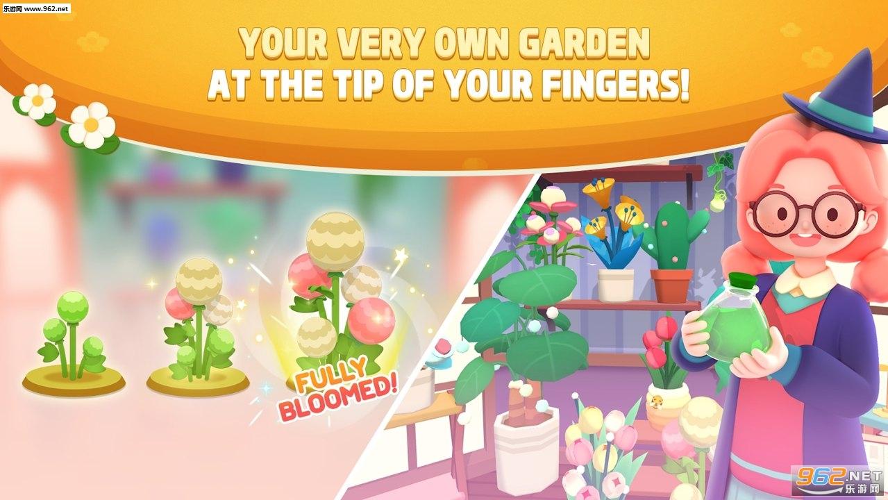 童话花园解谜冒险最新版v1.0.5截图1