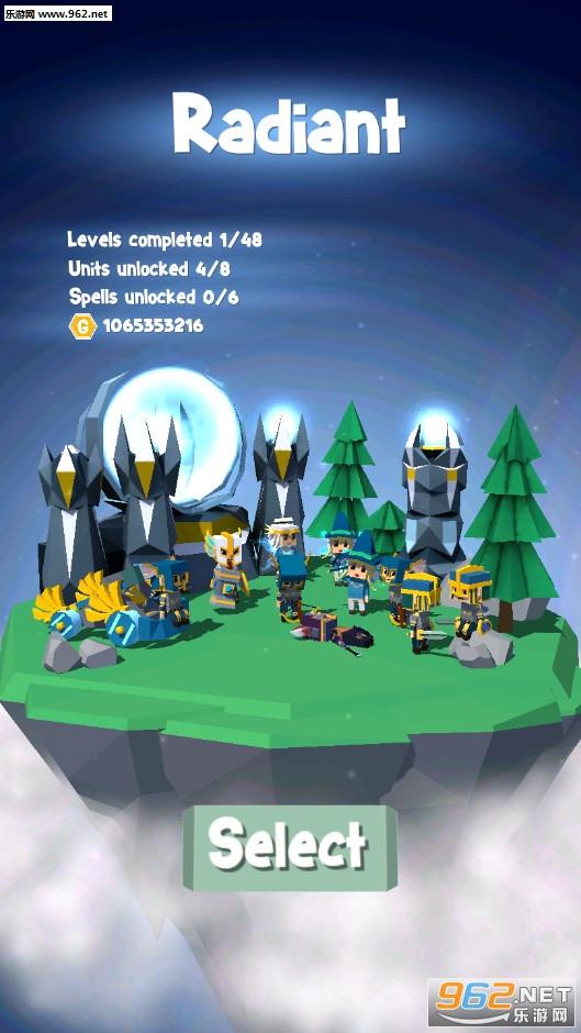 方块塔防破解版v1.055截图4
