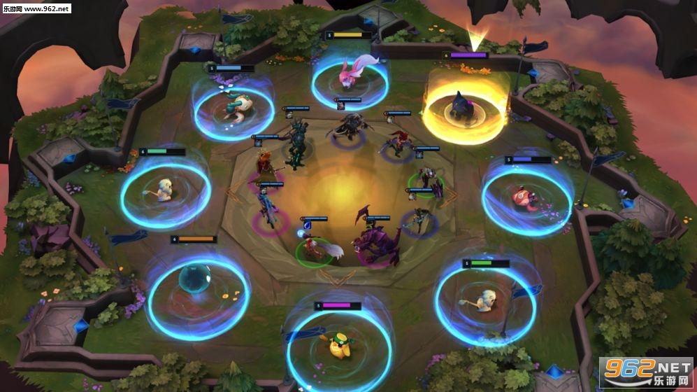 teamfight tactics mobile官方中文版v10.3.3071028截图0