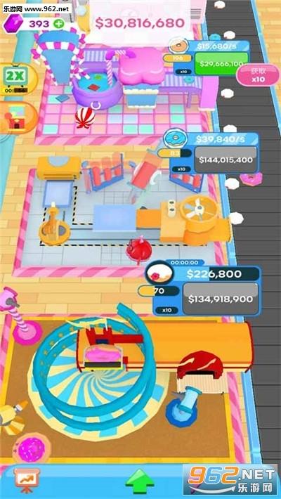 甜甜圈帝国手游v1.0.1 安卓版截图0