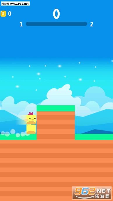 进击的方块鸟游戏v1.0.0.9截图0