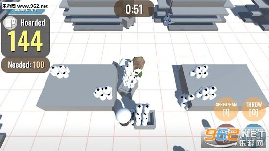 卫生纸战士游戏v0.1截图1