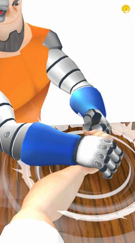 掰腕子模拟安卓版_截图0