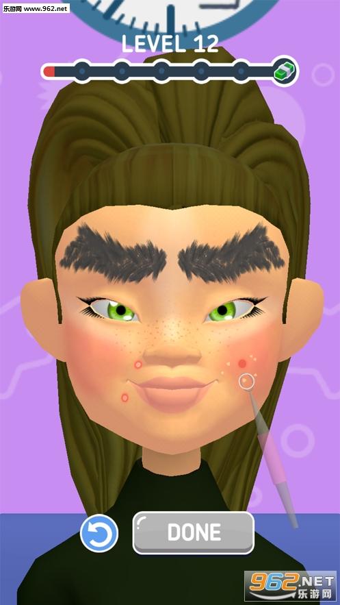 完美妆容官方版(Perfect Makeup 3D)v1.0_截图2
