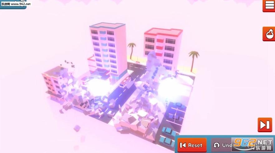 城市破坏者HD破解版v3.0.1截图2