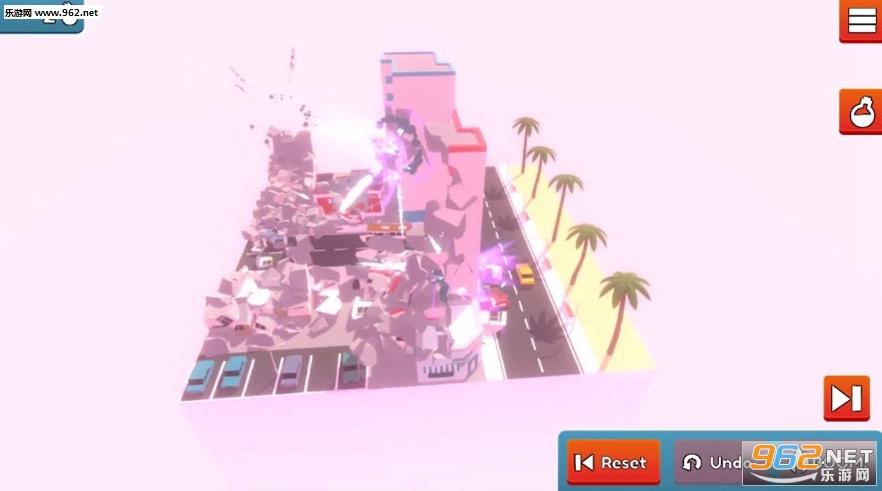 城市破坏者HD破解版v3.0.1截图3