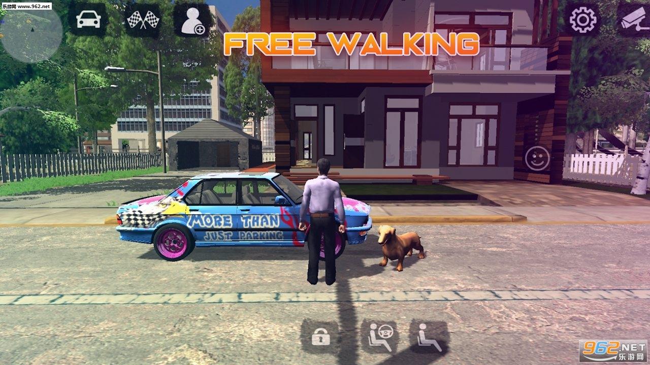 停车场多人游戏全解锁破解版v4.5.2截图2