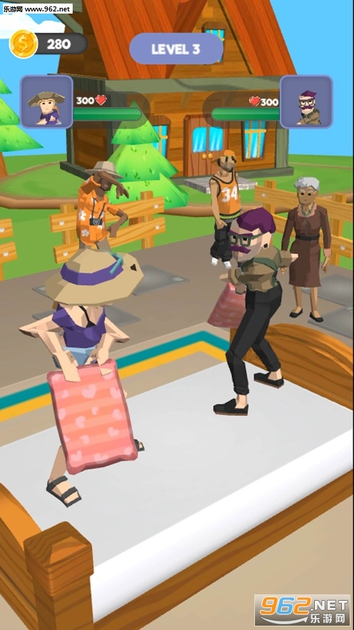 ����ͷ��6С��Ϸ(Pillow Fight)v1.0_��ͼ0
