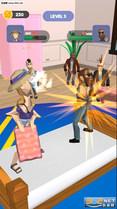 ����ͷ��6С��Ϸ(Pillow Fight)v1.0_��ͼ1
