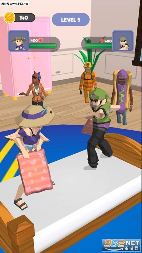 ����ͷ��6С��Ϸ(Pillow Fight)v1.0_��ͼ3