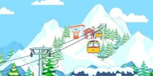 托卡生活滑雪场完整版_截图2