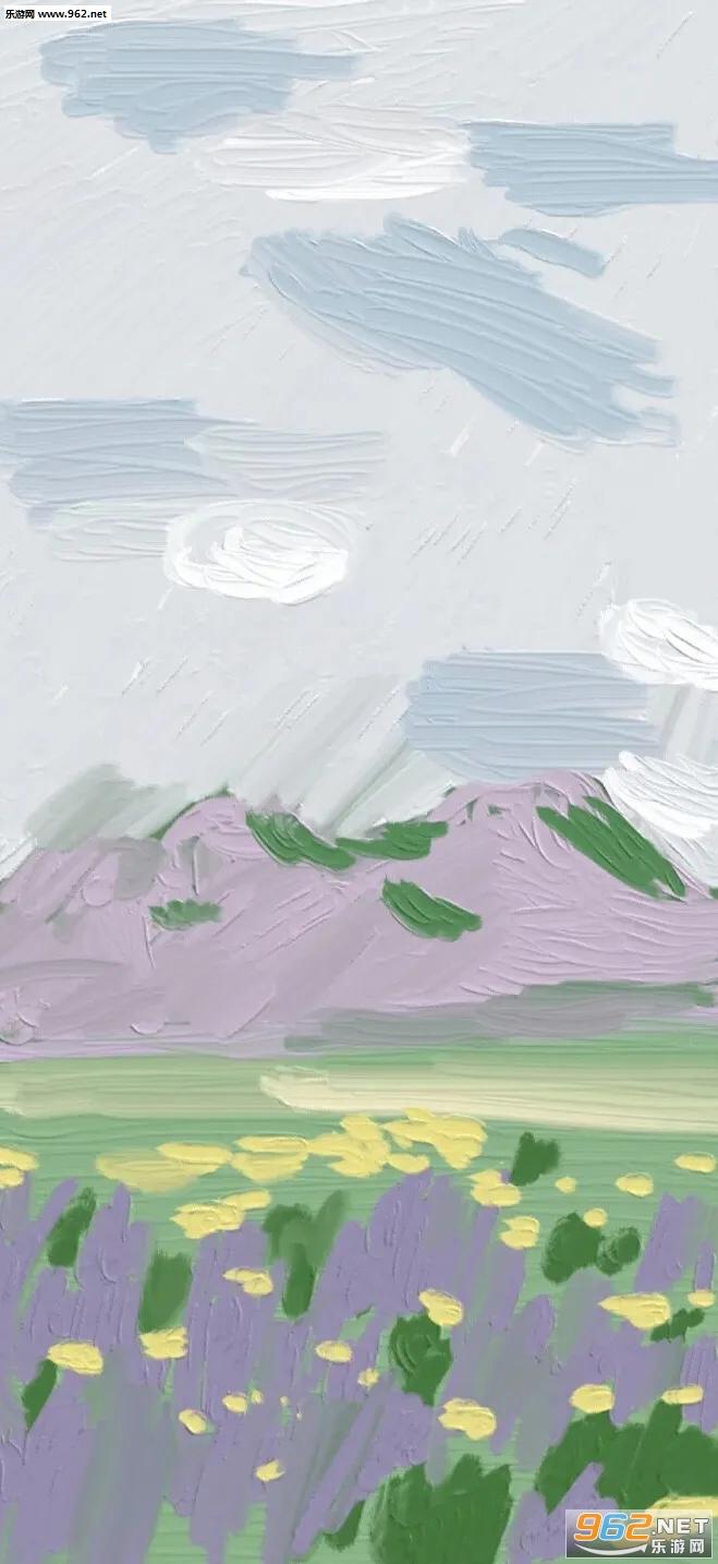 立体油画壁纸截图1